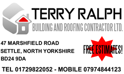 Terry Ralph Building Contractor